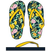 Flip Flops nkfzitalia Empire Yellow
