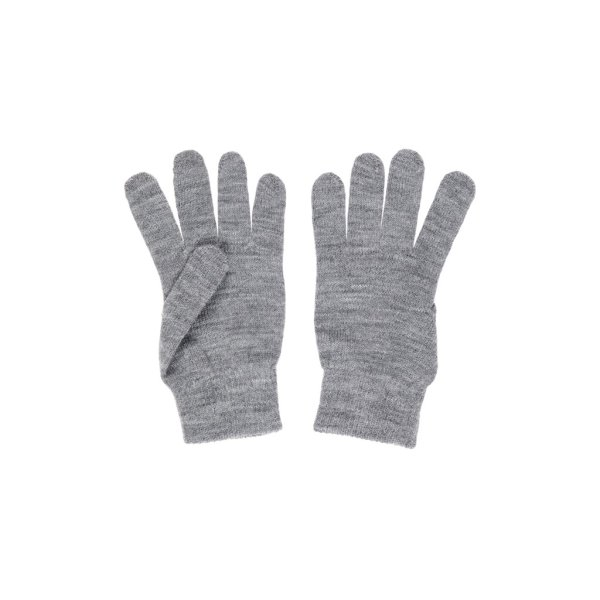 Strick-Handschuhe nknmagic gloves3 Dark Grey Melange