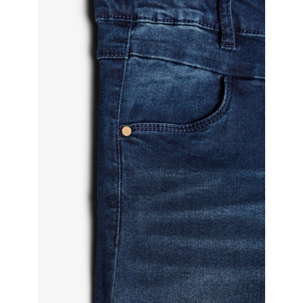 Jeans nkfpolly dnmtrillas 3001 Dark Blue Denim